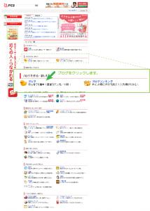 02_FC2IDへのブログサービス追加