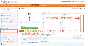 05_GoogleAnalytics動作の確認