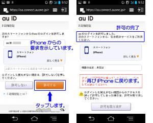 09_2段階認証許可画面★Android★