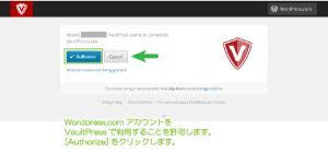 05_Wordpress.comアカウント認証