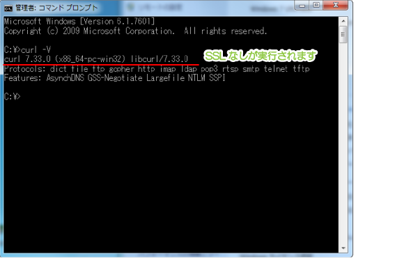12_SSLなしの実行