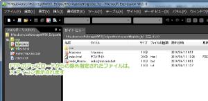 10_除外ファイルの表示