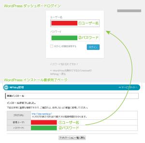 12_WordPressダッシュボードログイン
