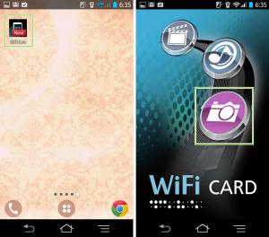 01_WiFi Card起動・スプラッシュ表示