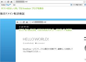 11_サイトの表示
