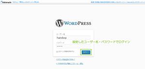 15_WordPressログイン