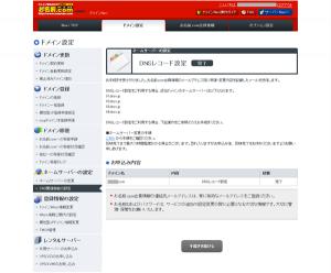 10_DNSレコード変更完了画面