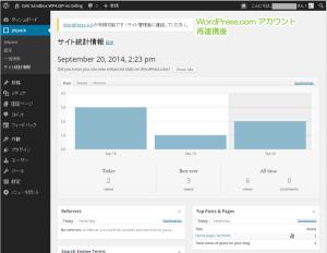 10_サイト統計情報・アカウント再連携後
