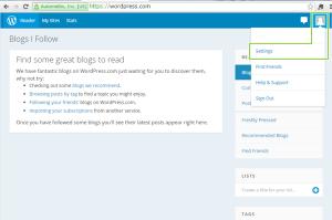 01_WordPress.comダッシュボード