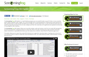 01_Screaming Frog SEO Spiderサイト
